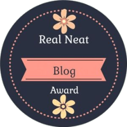 Image result for real neat blog award